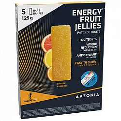 APTONIA Ovocné želé Citrus 5 × 25 G