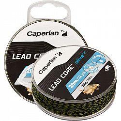 CAPERLAN šnúra Lead Core 45 Lbs Oliva
