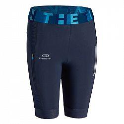 KALENJI Priliehavé šortky At 500 Modré