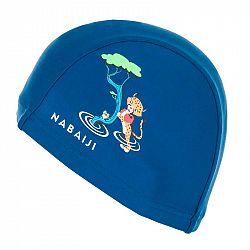 NABAIJI Látková Kúpacia čiapka Modrá