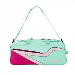 PERFLY Taška Bl 990 Ružovo-zelená
