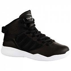 TARMAK Basketbalová Obuv Ss100 čierna
