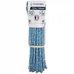 TRIBORD Zdvižné Lano 5 mm × 10 M Modré